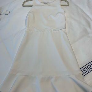 White Rebecca Minkoff cocktail dress
